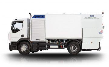 IRIDE EC 6000 LC - Lavacontenitori